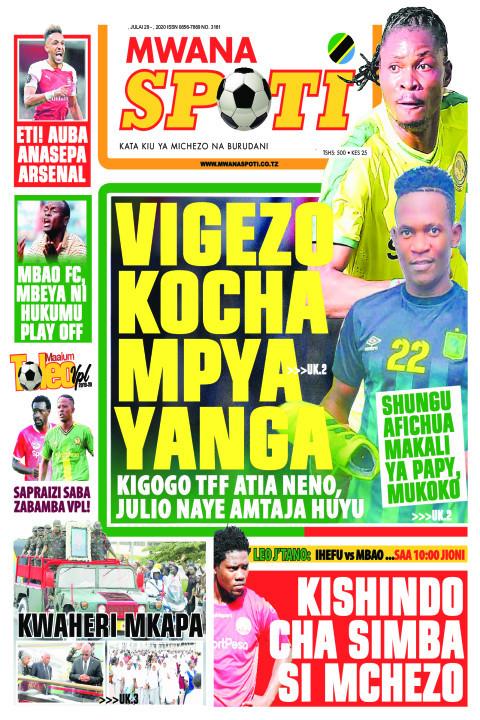VIGEZO KOCHA MPYA YANGA  | Mwanaspoti