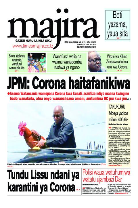 JPM: Corona haitafanikiwa | MAJIRA