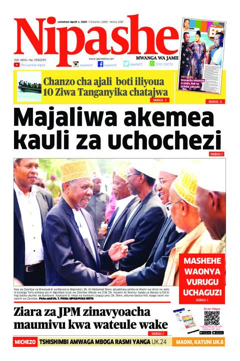 Majaliwa akemea kauli za uchochezi | Nipashe