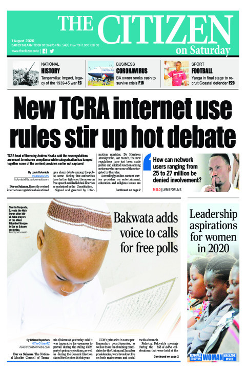 NEW TCRA INTERNET USE RULES STIR  UP HOT DEBATE