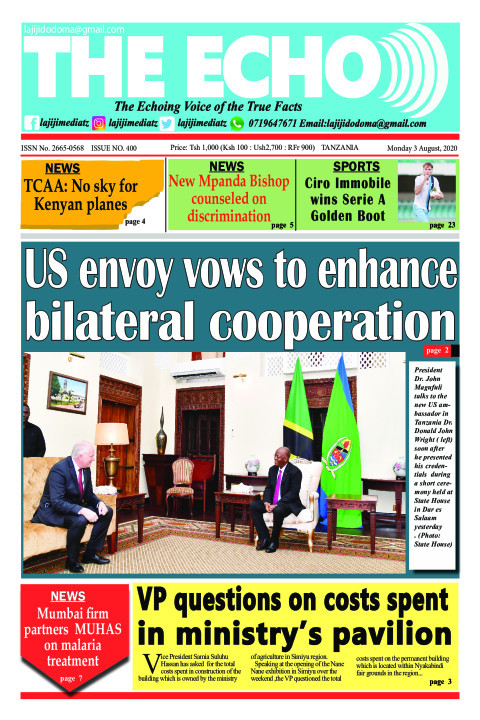 US envoy vows to enhance