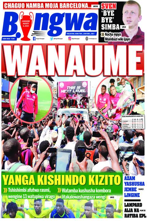 WANAUME | Bingwa