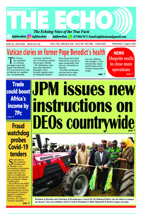 JPM issues new