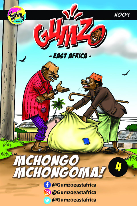 MCHONGO MCHONGOMA! - 4 | Gumzo (SW)