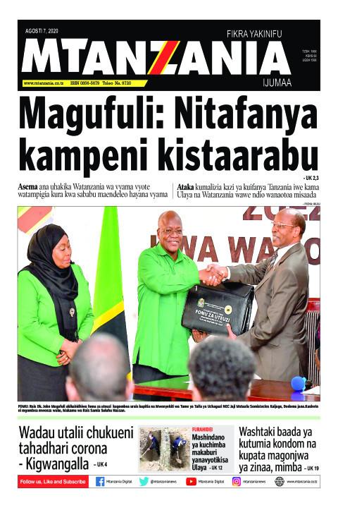 Magufuli: Nitafanya kampeni kistaarabu | Mtanzania