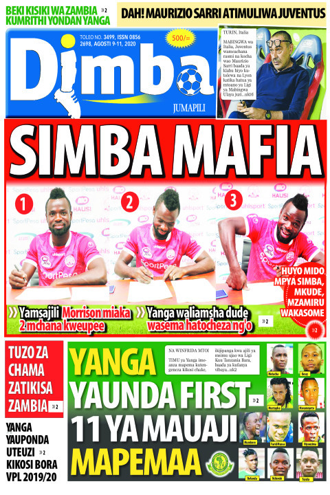 SIMBA MAFIA | DIMBA