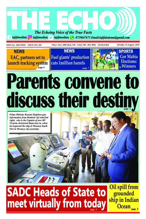 Parents convene to discuss their destiny | The ECHO