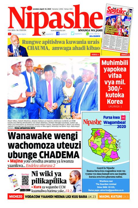Wanawake wengi wachomoza uteuzi ubunge CHADEMA | Nipashe
