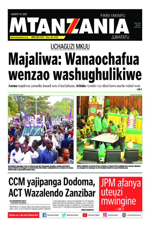 Majaliwa: Wanaochafua wenzao washughulikiwe | Mtanzania