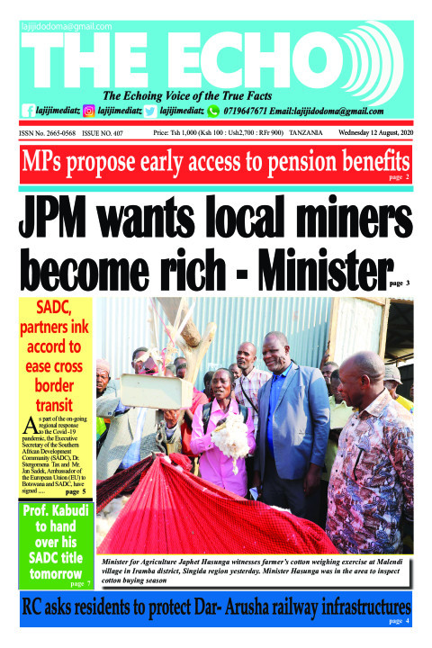 JPM wants local miners