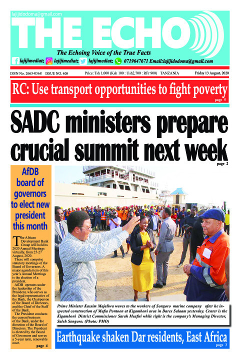 SADC ministers prepare