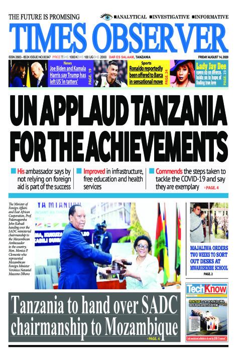 | Times Observer