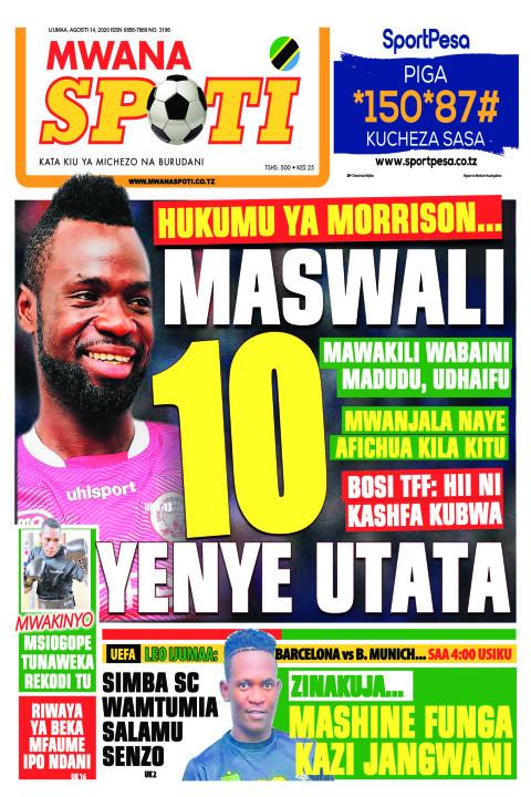 MASWALI 10 YENYE UTATA  | Mwanaspoti