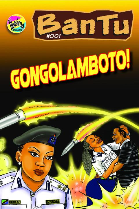 GONGOLAMBOTO (ENG) | Bantu (EN)