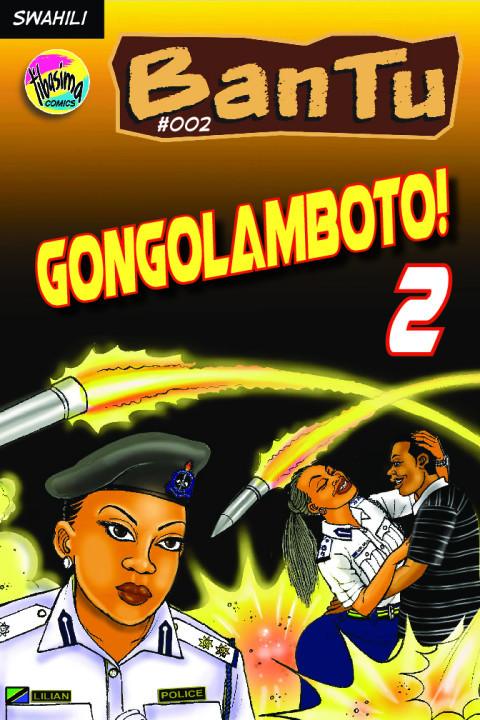 GONGOLAMBOTO - 2 | Bantu (SW)