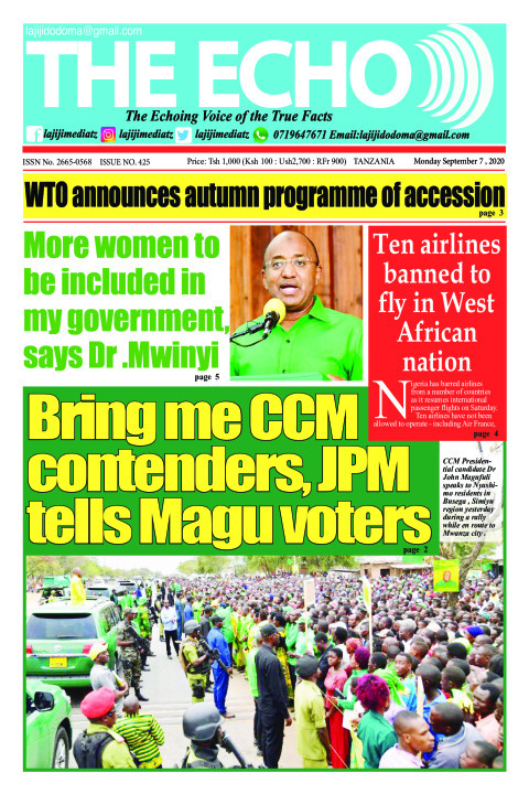 Bring me CCM