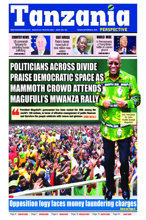 Politicians across divide praise democratic space as mammoth | Tanzania Perspective