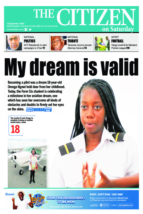 MY DREAM IS VALID  | The Citizen