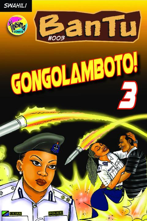 GONGOLAMBOTO - 3 | Bantu (SW)