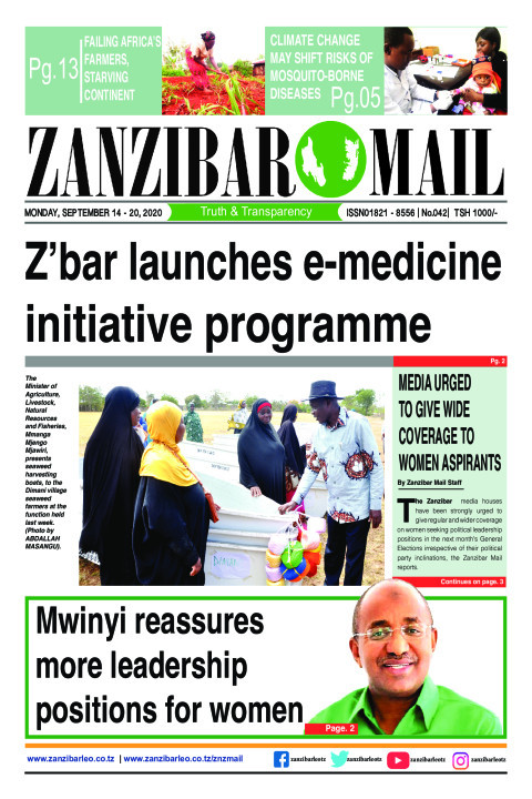 Z'bar launches e-medicine initiative programme | ZANZIBAR MAIL