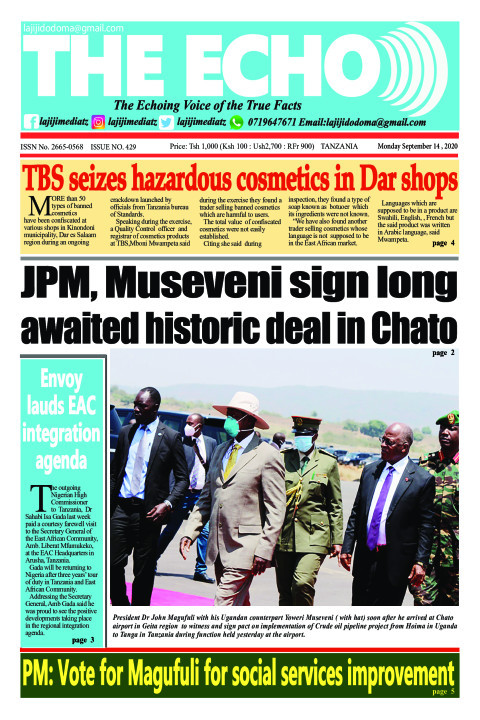 JPM, Museveni sign long