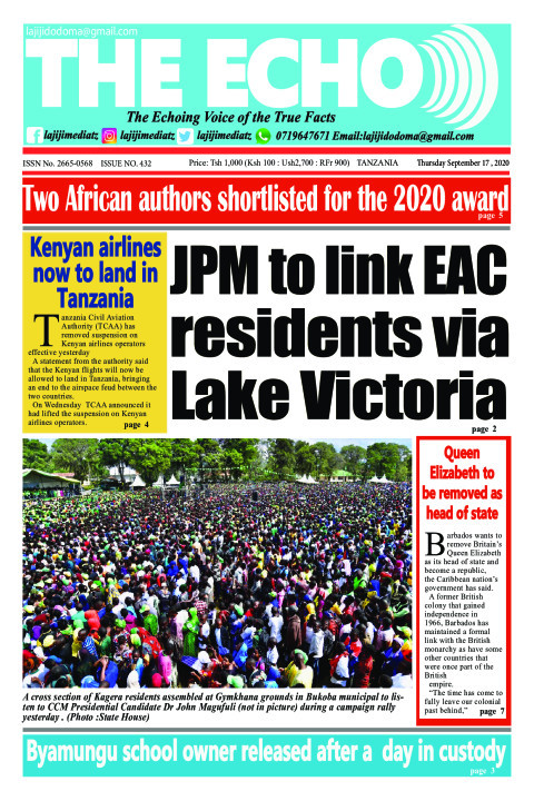 JPM to link EAC residents via 