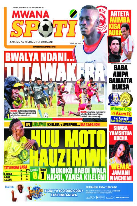 TACKILING VIOLNCE IN PUBLIC TRASNSPORT  | Mwanaspoti