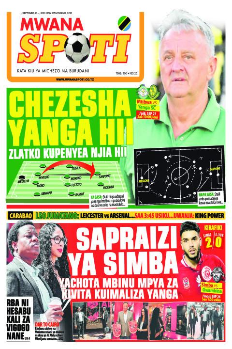 CHEZESHA YANGA HII,SAPRAIZI YA SIMBA  | Mwanaspoti