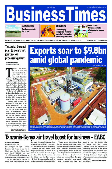 Exports soar to $9.8bn amid global pandemic | Business Times