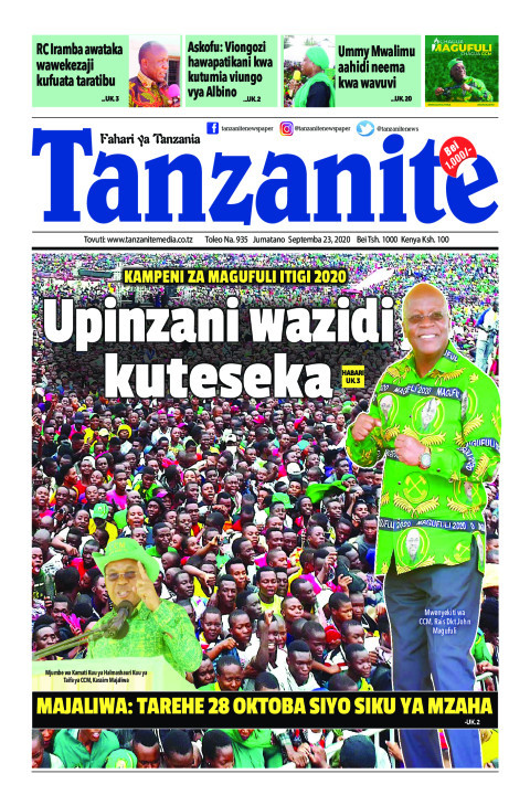Upinzani wazidi kuteseka | Tanzanite