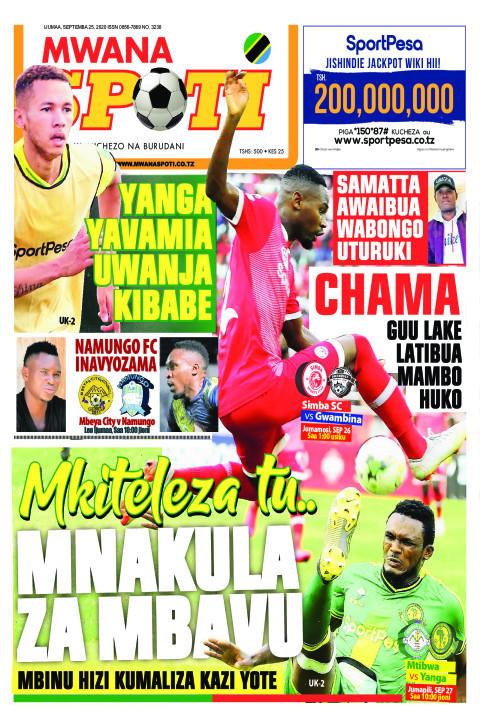 YANGA YAVAMIA UWANJA KIBABE,MKITELEZA TUH MNAKULA ZA MBAVU    Mwanaspoti