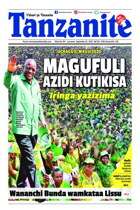 MAGUFULI AZIDI KUTIKISA | Tanzanite