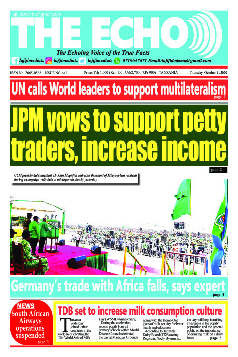 JPM vows to support petty