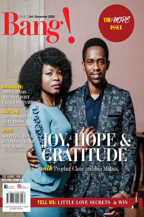 JOY, HOPE & GRATITUDE ISSUE | Bang Magazine