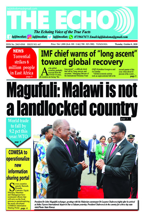 Magufuli: Malawi is not