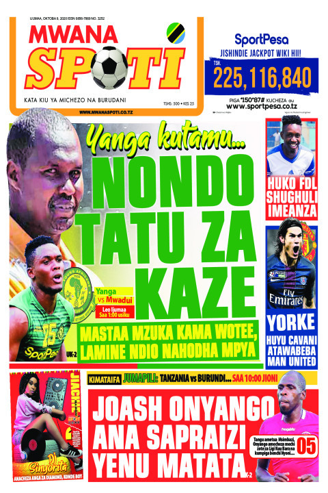 YANGA KUTAMU NONDO TATU ZA KAZE  | Mwanaspoti