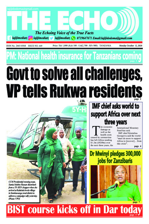Govt to solve all challenges,