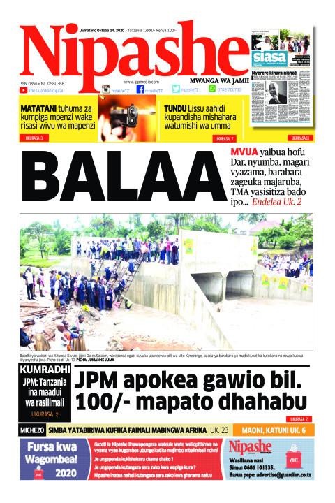 BALAA | Nipashe