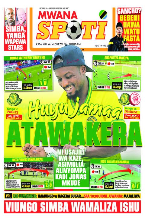 HUYU JAMAA ATAWAKERA  | Mwanaspoti