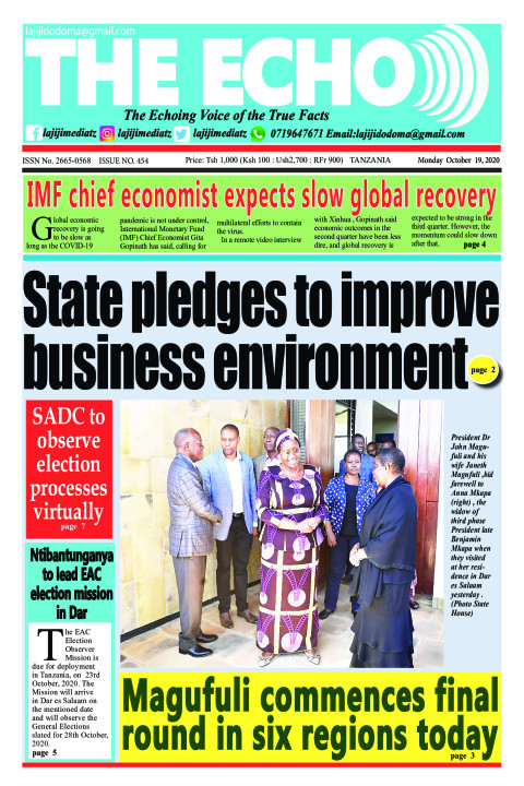 State pledges to improve