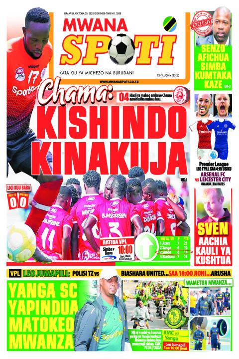 CHAMA: KISHINDO KINAKUJA  | Mwanaspoti