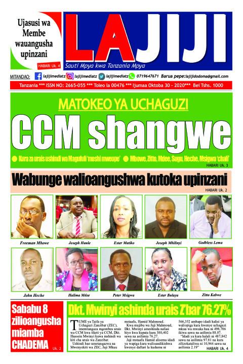 CCM shangwe   LaJiji