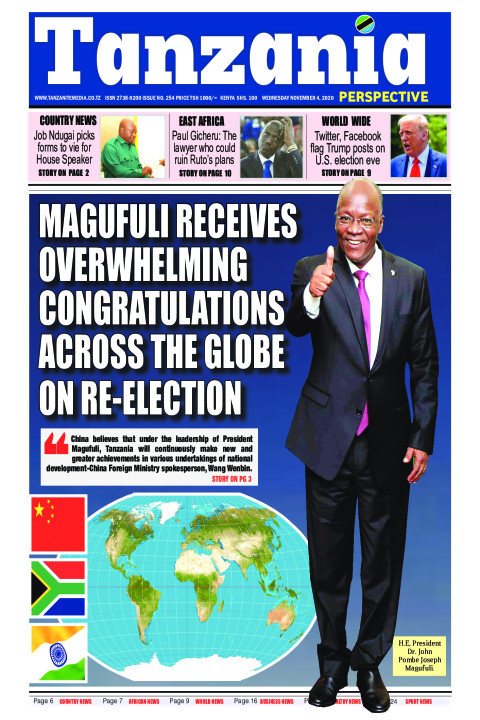 Magufuli receives overwhelming congratulations across the gl | Tanzania Perspective
