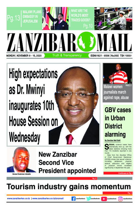 New Zanzibar Second Vice President appointed | ZANZIBAR MAIL
