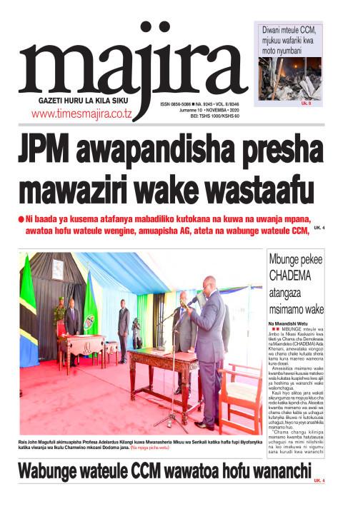 JPM awapandisha presha mawaziri wake wastaafu | MAJIRA