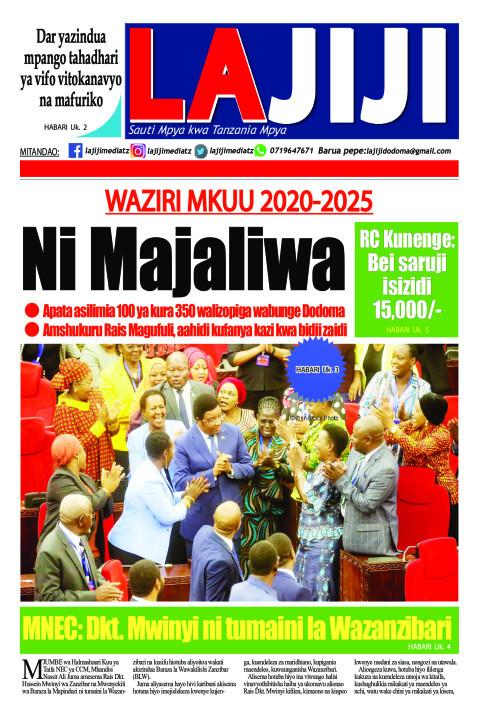 Ni Majaliwa  | LaJiji
