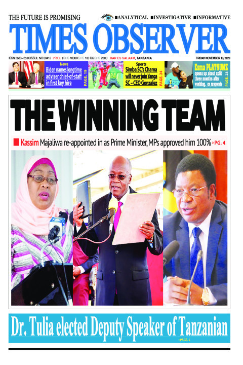 THE WINNING TEAM | Times Observer