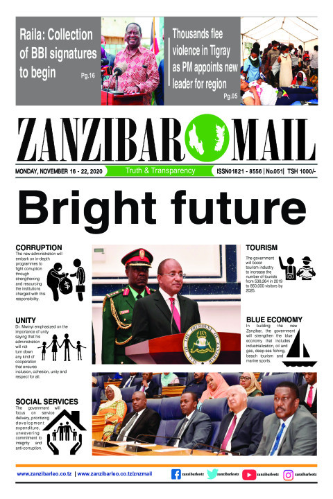 Bright future | ZANZIBAR MAIL
