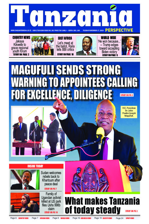 Magufuli sends strong warning to appointees calling for exce | Tanzania Perspective