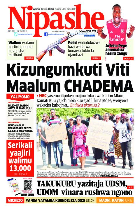 Kizungumkuti Viti Maalum CHADEMA | Nipashe